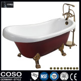 SGS CE Approved Luxury Indoor Body Massage Hot Bathtub Sizes (BY-1802)