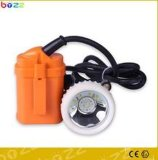 Kj3.5lm 3.5ah Ni-MH LED Ce Certificate 4000lux Miner′s Lamp