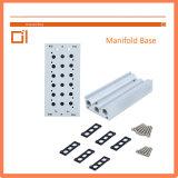 SMC Series Multiple Stations Pneumatic Air Solenoid Valve Base Valve Manifold