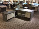 Modern Office Furniture Luxury Wooden L Shape Table (SZ-OD600)