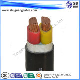 XLPE Electrical Insulated Eheathed Cable