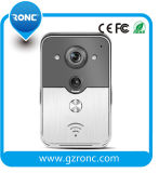 Security Door Bell Camera with Ring for Smart Phone