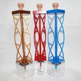 Zinc Alloy Material Hookah Water Pipe Glass Shisha Mini Electronic Cigarett Glass Smoking Pipe Glass Water Pipe Ashtray Hookah Shisha