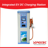 Integrated EV Charger DC Charging Pile Station Electric Vehicle Charging