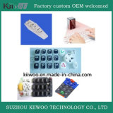 Custom Made Silicone Rubber Keypad for Remote