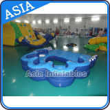 Swimming Pool Use Inflatable Floating Island Games