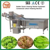 Bubble Ozone Cleaning Washer Equipment Commercial Lettuce Washing Machine