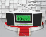 LED Digital Alarm Desk Clock MP3 Player