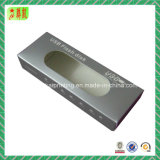 Printed Electronic Folded Paper Box with Window