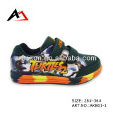 Sports Walking Shoes Cartoon Printing Hot Sale for Children (AKB01-1)