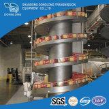 Food &Beverage Conveyor System Modular Belt Conveyor Lifting Conveyors Modular Belt for Biscuit Equipment
