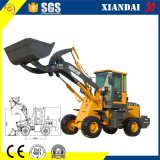 4.5m High Dump Wheel Loader China Agricultural Equipment Xd918f