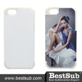 Bestsub 2 in 1 3D Sublimation Cover for iPhone 5 (IP5D02WG)