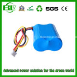 Vehicle GPS Tracker Battery Li-ion Battery Pack 3.7V 2600mAh