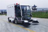 Electric Street Sweeper for Cleaning Road