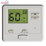 24 Volt Non-Programmable Single Stage Thermostat with Universal Sub-Base