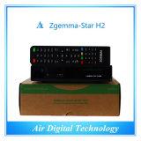 Zgemma-Star H2 Combo HD DVB-S2+DVB-T2 Combo Enigma2 Linux Support IPTV DVB S2 DVB T 2