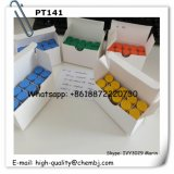 PT-141, Bremelanotide, PT141 10mg/Vial 189691-06-3 Treat Sexual Dysfunction 99% Purity