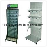 OEM Merchandise Metal Rack Shelves Brochure Display Stand