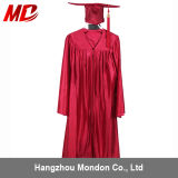Red Kindergarten Graduation Robe