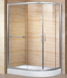 Glass Shower Enclosures Aluminum Profile/ Stainless Steel Profile