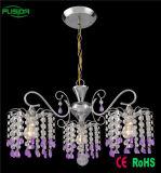 Traditional LED Big Crystal Chandelier Pendant Lighting for Decoration (D-8105/5)