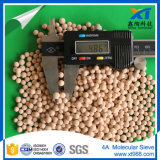 Zeolite Molecular Sieve 4A for Gas Drying