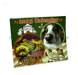 Saddle Stitched Cheaper Wall Calendar Printing Service (jhy-373)
