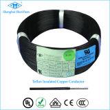 250 Degree 600V 1.5mm Teflon PFA Insulated High Temperature Wire
