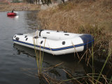 Liya PVC Hypalon Inflatable Boat Bateau Gonflable Famille a Plancher En Alu