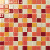 Beautiful Mosaic Crystal Glass Mosaic (VMG4013, 300X300mm)