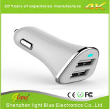 CE/FCC/ROHS and Qualcomm Certified Mobile Phone Car Charger