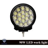 Super Power 90W LED Work Light with CREE Chips for 4*4 Offroad Car Truck SUV ATV UTV 7inch Driving Light IP68