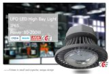 China Supplier SMD 150W Industrial UFO LED High Bay Light