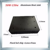 LED Lights Bloack Metal Die Casting Aluminum Die Casting Aluminum Heat Sink