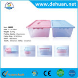 Eco-Friendly Custom Plastic Storage Basket / Bins / Boxes for Clothing