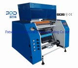 Latest Model 5 Turret Changing Cling Film Rewinder Full Automatic