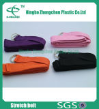 Yoga Straps with Plastic Buckle Cotton Straps for Yoga Exercise