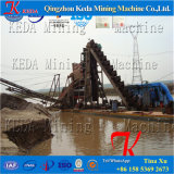 Dredging Boat for Gold Sand Mining