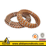 Diamond Wire Saw Blade for Marble Granite and Concrete