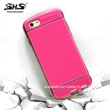 Shs Decorative Pattern PU Leather Cell Phone Case for Samsung