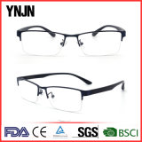 Square Half Frame Men Commercial Glasses Frame (YJ-39054)