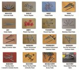 Q235, Q195 Common Loose Nails, E. G., HDG, Stainless Steel Nails