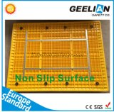 1220*800mm Plastic Traffic Safety Plate Cover for Platform