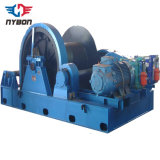 Slipway Electric Capstan Winch 20ton with CCS BV Certificate
