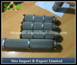 Stainless Steel Woven Wire Mesh Cartridge Filter/Water Filter