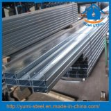 Prefab Houses Material Galvanized Steel C Section Frames Roof Purlins