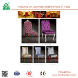 Durable Hotel Dining Chair Wooden Restaurant Chair