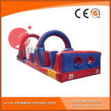 High Quality Inflatable Obstacle Course Amusement T8-002
