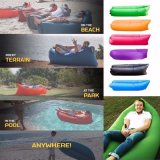 Newest Inflatable Lazy Sofa Air Sleeping Bed with Sunshade